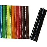 Repères câbles section 3,3 à 6 mm²Ø2,5 à 6mm