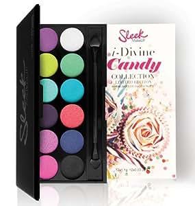 Sleek I-Divine Makeup Palette Candy