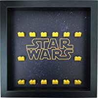 FRAMEPUNK Star Wars Minifigure Display Frame (Black).