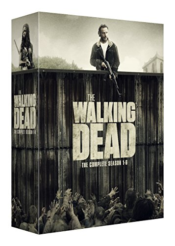 Preisvergleich Produktbild The Walking Dead: The Complete Season 1-6 [UK-Import]