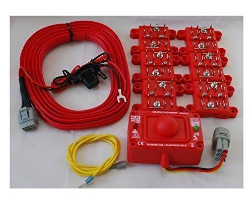 Preisvergleich Produktbild K2 - K&k m4700b Marderschutz mit Hochspannungsbürsten