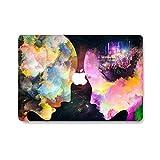 AQYLQ Hülle für 2018 MacBook Air 13 Zoll mit Retina A1932 Hartschale Tasche Schutzhülle Case 13-Zoll MacBook Air Laptop - Denker