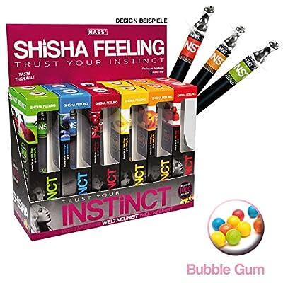 INSTINCT E Shisha Ultra E Hooka Elektrische Shihsha Einweg Wasserpfeife E-Pfeife E-Shisha2Go Kaugummi von XAY