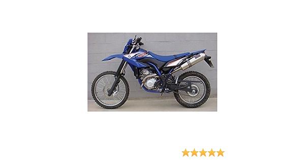 Takkoni Endschalldämpfer Yamaha Wr 125 R X 09 16 Wr 125 X Auto