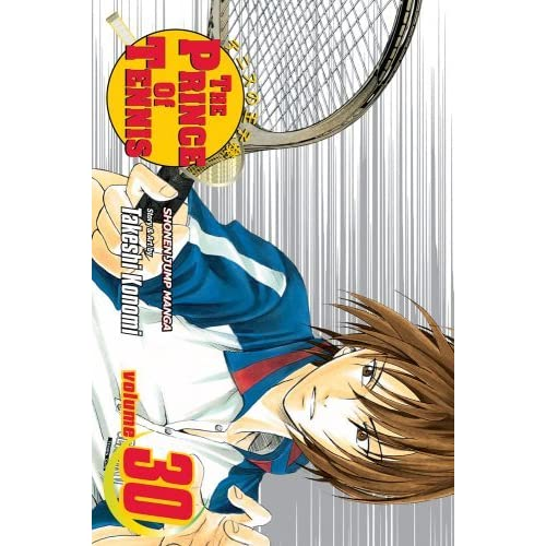 The Prince of Tennis 30 by Konomi (2-Feb-2012) Paperback