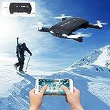 Zsjijia Drone rc quadcopter Höhen-Hold, Drone und Kamera Rucksack Pocket Selbstauslöser Quadcopter, 6-Achsen Fernbedienung Erkundung HD Kamera Elektronische Hobby Spielzeug - 4