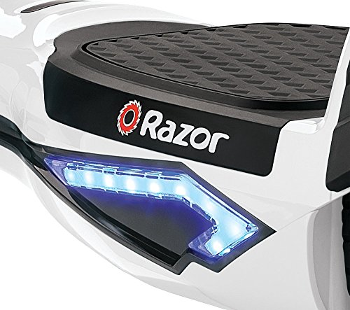 Razor Hovertrax 2.0 hoverboard 6.5″ 2 x 350W color blanco