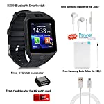 Bluetooth Smart Watch Wrist Watch Phone with Camera & SIM Card Support Hot Fashion New Arrival Best Selling Premium Quality Lowest Price with Apps like Facebook, Whatsapp, QQ, WeChat, Twitter, Time Schedule, Read Message or News, Sports, Health, ...