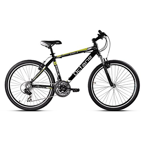Hero Octane 26T Eagle 21 Speed Adult Cycle (Yellow/Black)