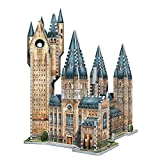 Harry Potter Astronomy Tower 3D Jigsaw Puzzle Made by Wrebbit