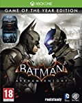"""The Game of the Year' edition contains all the DLC additional content, including the brand new Batman v Superman Batmobile Pack. Other pieces of previously released DLC include Catwoman's Revenge, the four-mission """"Season of Infamy: Most Wanted, Batg..."""