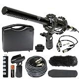 Best VidPro Video Cameras - Olympus Tough TG-5 Digital Camera External Microphone Vidpro Review