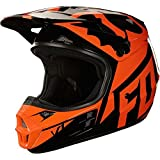 Fox Helmet V-1 Race, Orange, Größe L