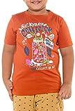 Menthol Boys Graphic Printed Tshirt (3-4...