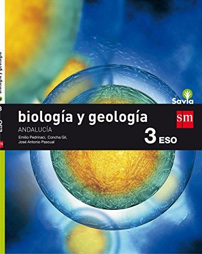 Biología y geología 3 ESO Savia Andalucía