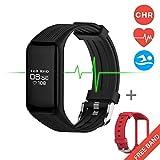 Fitness Tracker, Monitoraggio Continuo Battito Cardiaco, MGCOOL Band 3...