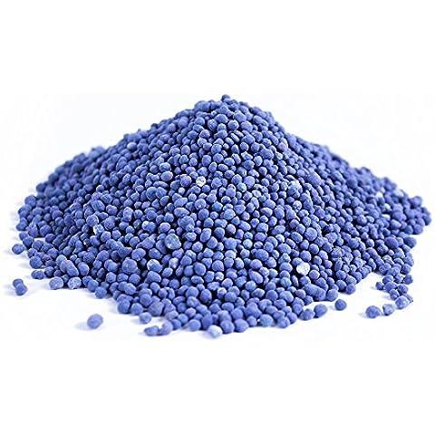 5kg Compo Fertilizante Azul grano Classic 12–8de 16(+ 3–10) Azul de Abono Novatec Jardín de Abono fertilizante para verduras Frutas de Abono con azufre Hierro también adecuado para