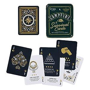 Hardware de Caballeros gen165Hoguera Supervivencia Juego de Cartas