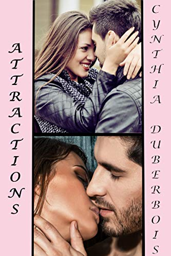 Coffret Attractions par Cynthia Duberbois