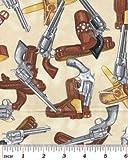 COWBOY - 0,5 m Stoff-Pistolen-Holster, BEN135-Wild West