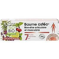 SO ' BIO ETIC - Massage Balsam für Gelenke Wohlbefinden - Mischung aus 7 organischen ätherischen Ölen mit Kampfer... preisvergleich bei billige-tabletten.eu