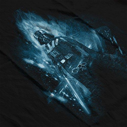 Star Wars Darth Vader Dark Matador Blue Men's Vest Black