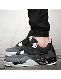 GUNAINDMX Men's shoes/Spring and Autumn/shoes/sports/leisure, 40,8750 Discount slip: black