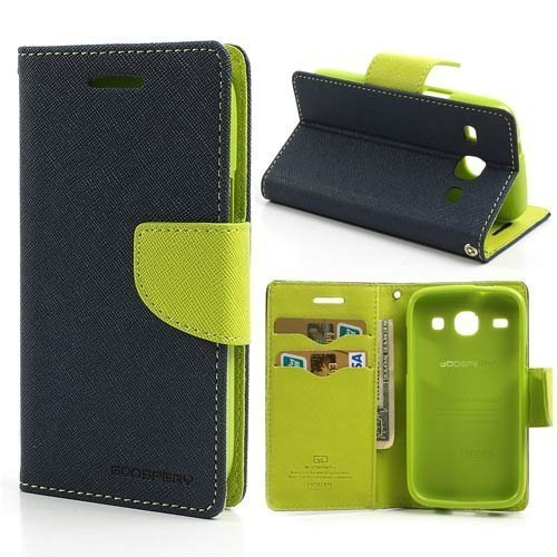 KPH Mercury Flip Cover For samsung galaxy J210 / J2 (6) J2- 2016 BLUE / GREEN