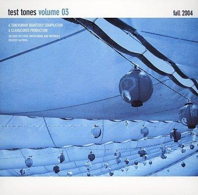 Vol.3-Test Tones (Audio Test Ton Cd)