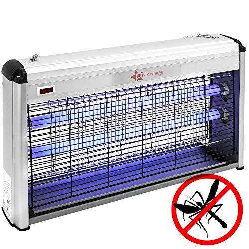 PrimeMatik - Insektenkiller Insektenvernichter Lampe Insektenlampe fliegen fenger und Fliegen 40 W