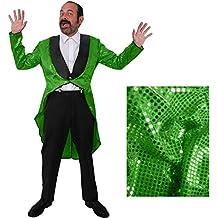 grüner anzug fasching