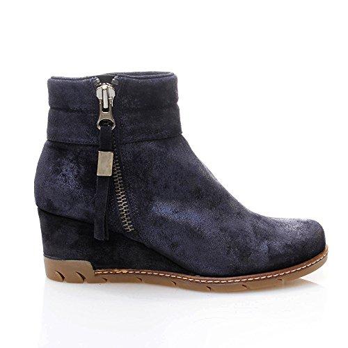 Gaimo Donna Gaimo 1061everest stivaletti blu Size: 41