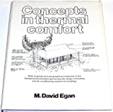 Concepts in Thermal Comfort