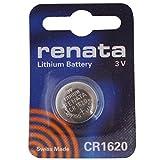 Renata CR1620 3V Lithium Münze Zelle Uhr Batterie DL1620, ECR1620, BR1620 (3 X CR 1620)