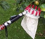 Darlac, cestino per la raccolta della frutta, testa intercambiabile