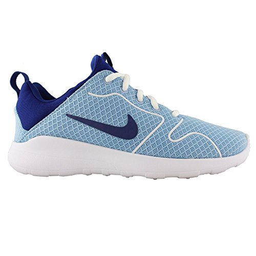 Nike Kaishi 2.0 (Gs), Scarpe da Corsa Bambina Azul (Bluecap / Deep Royal Blue-Deep Royal Blue)
