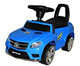Brunte Blue push kids Ride-On Car with good sound quality