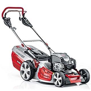 AL-KO Highline 527 VS Variable Speed Drive Petrol Lawnmower, Silver, 51 cm/20-Inch