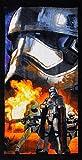 Star Wars Fire - Badetuch - 70 x 140 cm - Baumwolle