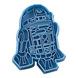 Cuticuter Star Wars R2D2Ausstechform, Blau, 8x 7x 1.5cm