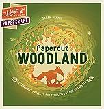 Make it by Hand: Papercut Woodland (Make It By Hand Papercraft)