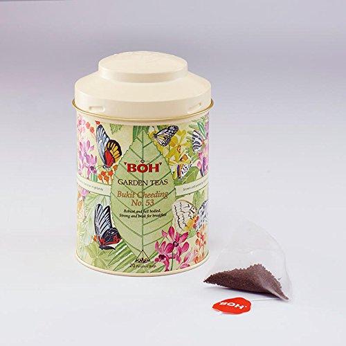 "BOH Bukit Cheeding No. 53″Garden Tea"", 20 Pyramidenbeutel"