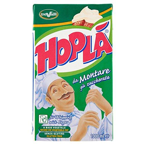 Hoplà - Panna da Montare, gia' Zuccherata, 1000 ml