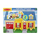 Melissa & Doug Around The House Sound Puzzle (10734)