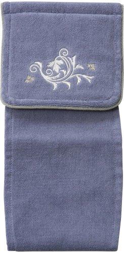 feuille de robe porte-papier couverture bleue marine (japon importation)