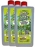 Flüssiglatex natur 3 Liter Maskenbildner 3000ml Basteln Latexmilch Latex 3 x 1 Liter
