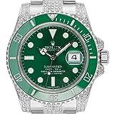 Rolex Submariner Date 116610LV - Esfera (Acero Inoxidable), Color Verde