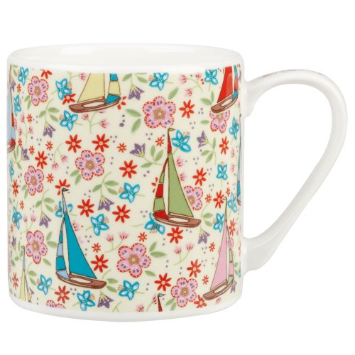 The Caravan Trail Queens Free Spirit Yacht Becher / Tasse
