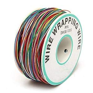 cables: Wrapping Cable de prueba, elegiant Wrapping prueba de cable alambre de cobre de ...