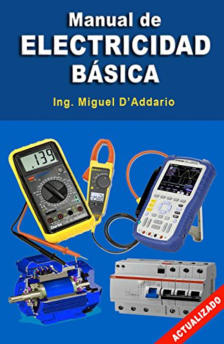 Manual de electricidad básica: Amazon.es: Miguel D'Addario